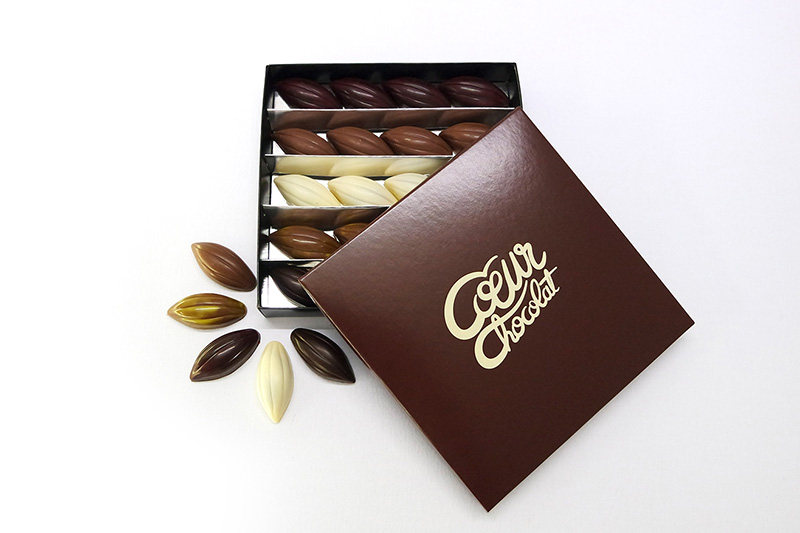 Coffret gourmands